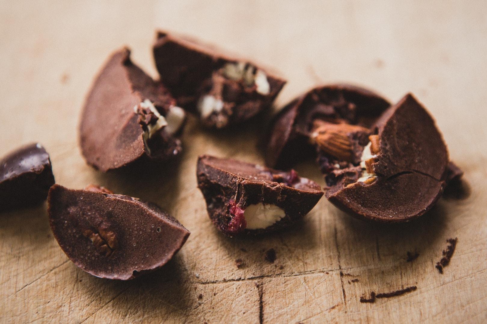 Murretut suklaapalat