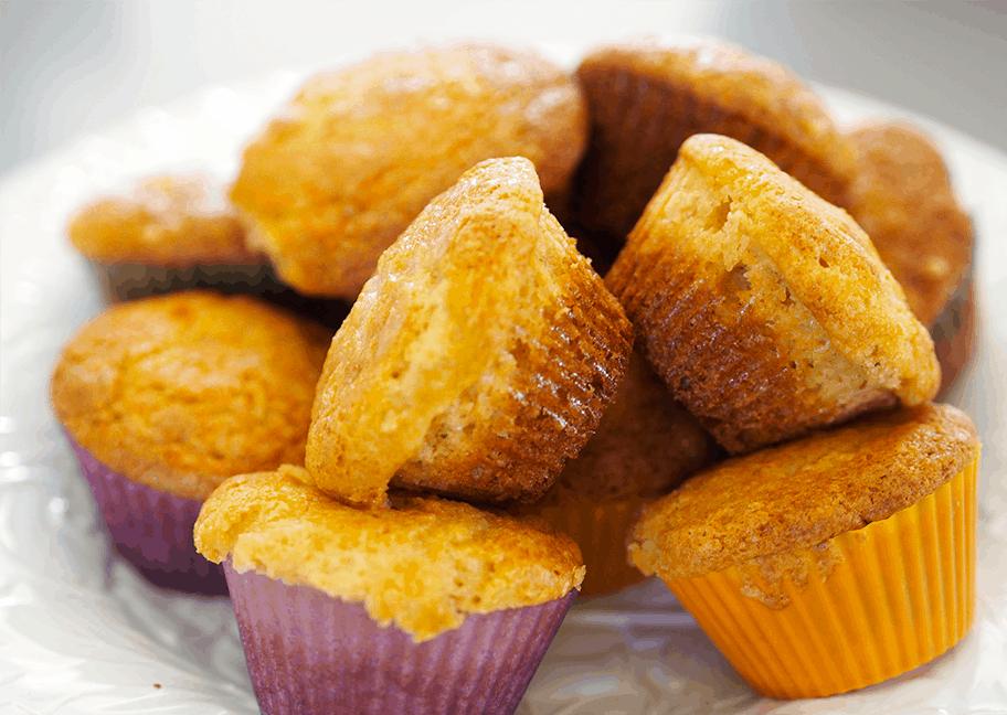 Mehevät Muffinssit