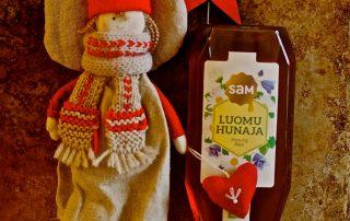 Hunajainen Sam | Suomen monipuolisin hunajavalikoima | Sikke Sumari | Resepti