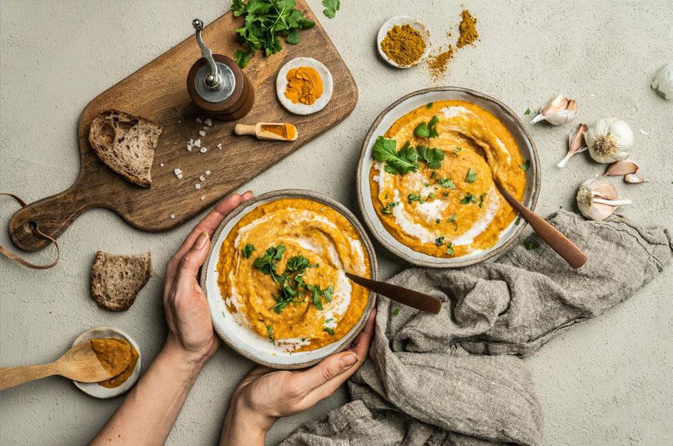Hunajainen SAM | Linssisosekeitto Resepti